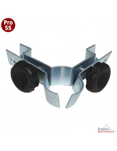 Connecteur d'angle pour barnum pliant pro 55