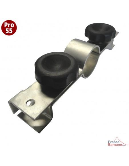 Connecteur droit pour barnum pliant Hexa 55
