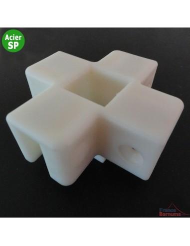 Pièce plastique N°4 pour barnum Acier Semi Pro