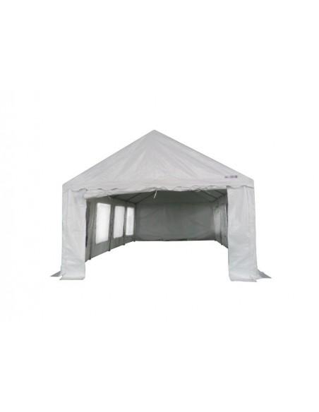 Tente de réception - Chapiteau MEDIUM en PVC de 4m x 8m avec Tubes de 38mm