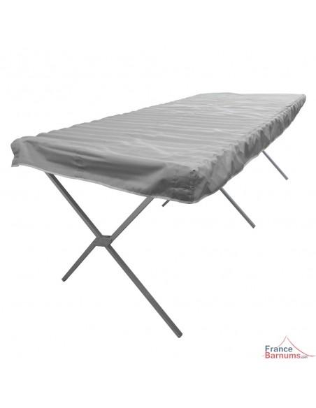 Matériel forain de présentation à clayette de type lit de camp