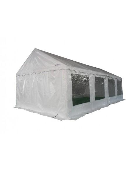 Tente de réception - Chapiteau eco en Pe de 4m x 8m avec Tubes de 38mm
