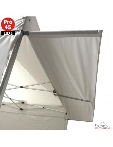 Casquette extension soleil pour barnum pliant Alu Pro 45 LUXE