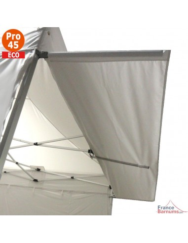 Casquette extension soleil pour barnum pliant Alu Pro 45 ECO