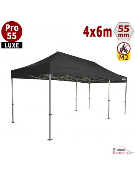 Barnum Alu Pro 55 M2 4mx6m NOIR 580gr/m²