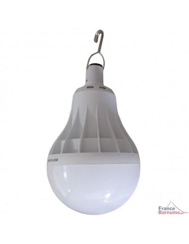 Lampe LED USB 95W à suspendre - Eclairage pour barnum pliant ou tente de réception