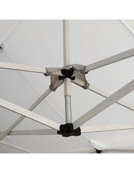 Structure pliante barnum acier premium
