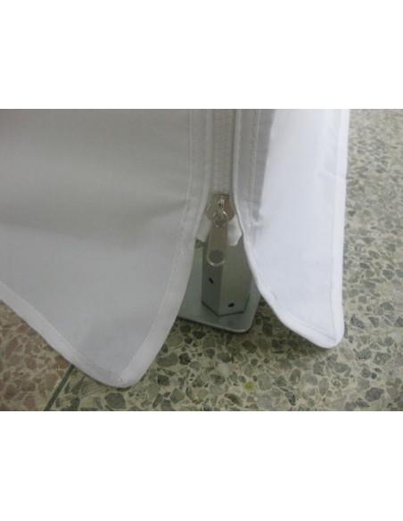 Barnum pliant - Stand pliant en aluminium de qualité professionnelle