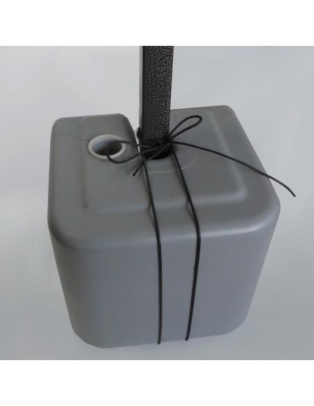 Pack de 6 LESTS 10KG à remplir pour barnum Eco et Acier Semi Pro