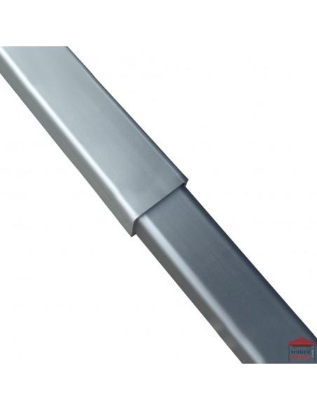 Barre télescopique de 2 à 3m pour barnum pliant