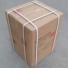 Nos dalles de sol sont peu encombrantes et peuvent être rangées en carton pour être transportées ou stockées aisément