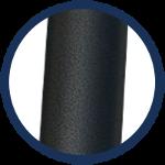 Structure de qualité en acier avec peinture époxy anti-corrosion