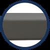Plateau GRIS du mange-debout haute résistance