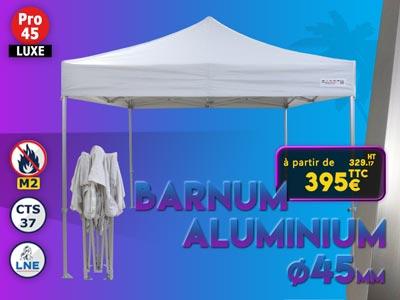 Barnum pliant - Tente de réception - Stand pliable - Tente pliante ...