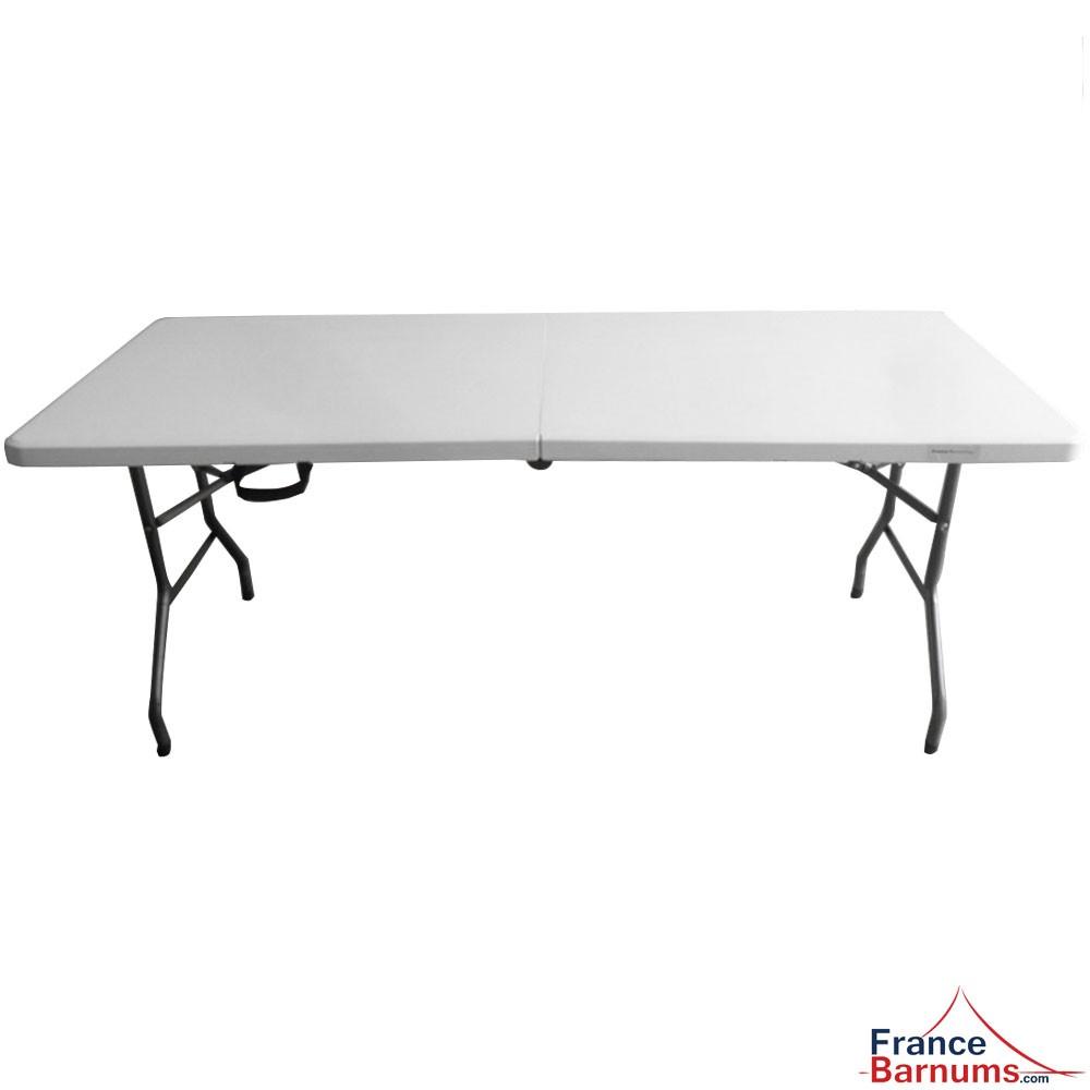 table pliante pour stand